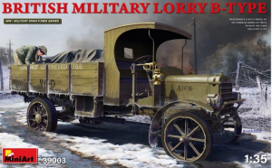 British Military Lorry B-Type