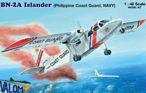Britten-Norman BN-2A Islander (Philippine Coast Guard, NAVY)