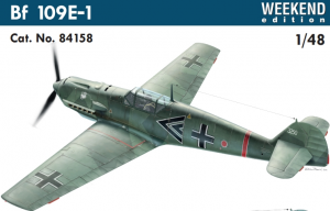 Bf 109E-1 (Weekend Edition)