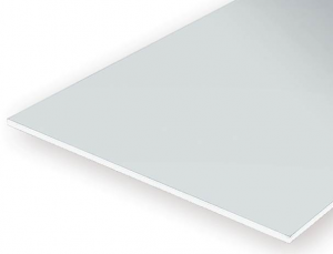 CLEAR ORIENTED POLYSTYRENE SHEET