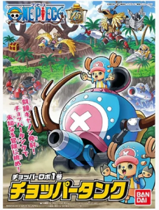 One Piece Chopper Robo 1 Chopper Tank