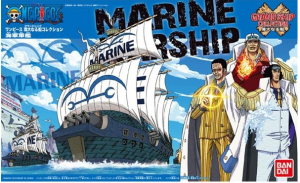 ONE PIECE GRAND SHIP COLL MARINE SHIP