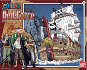 One Piece Red-Force