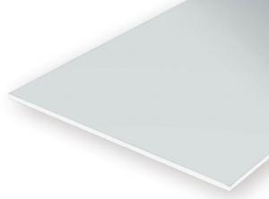 PLAIN OPAQUE WHITE POLYSTYRENE SHEET