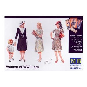 Women of WW II era