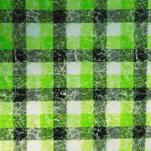 Pellicola per cubicatura effetto Scozzese Verde Mod. 35