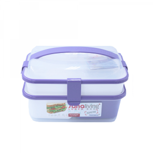 Omada Kit Lunch Box Sanaliving Viola