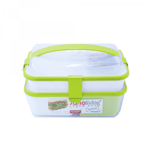 Omada Kit Lunch Box Sanaliving Verde