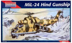 MiL-24 Hind MONOGRAM 5819