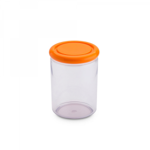 Omada Barattolo 1 Litro Sanaliving Arancio