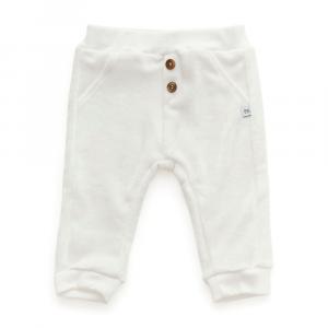 Pantaloncino Velluto 181 Bamboom Bianco 9/12 mesi