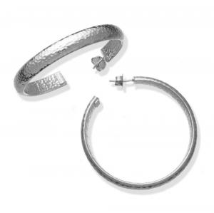 Ciondolo dargento Sterling a forma di margherita con collana di 40,6cm-55,8cm