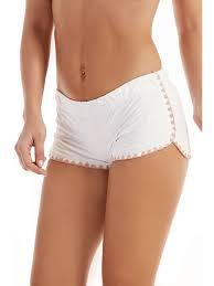 Short Skirt F**K G343WH