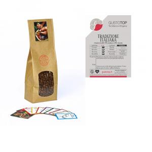 Miscela di caffè in grani Tradizione Italiana (70% arabica 30% robusta) confezione da 1 Kg