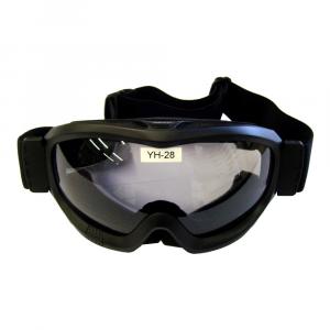 occhiali protettivi a mascherina con rinforzo