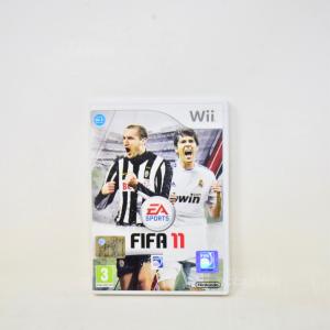 Cd Wii Fifa 11