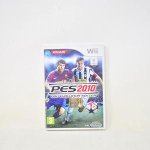 Cd Wii pes 2010
