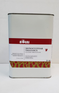 Monocultivar Taggiasca 3l