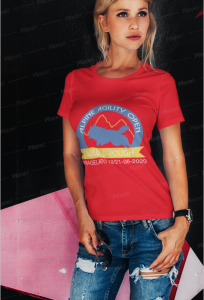 Alpine Agility Open official T-shirt