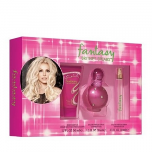 Britney Spears Fantasy Eau De Parfum Spray 30ml Set 3 Parti 2020