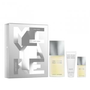 Issey Miyake L'Eau D'Issey Pour Homme Eau De Toilette Spray 125ml Set 3 Parti 2020