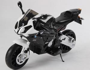 Moto Elettrica Bambini BMW S1000RR 12V Nera