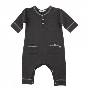 Tutina estiva Jumper 184 Bamboom Antracite