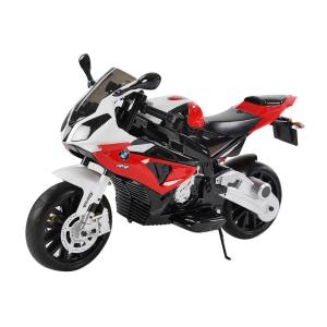 Moto Elettrica Bambini BMW S1000RR 12V Rossa