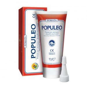 Populeo Pomata Emorroidi / Dispositivo medico  50 ml