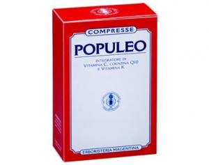Populeo Compresse  40 compresse