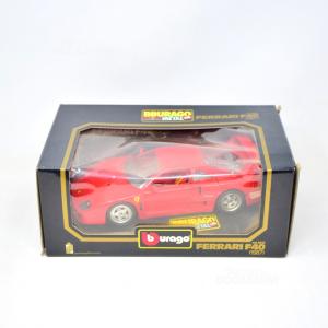 Modellino Ferrari F40 Bburago (1987)