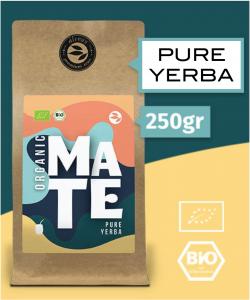 MATE Pure Yerba - busta da 250g