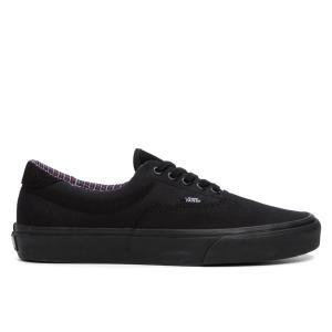 Vans Era 59 Cord & Plaid Black