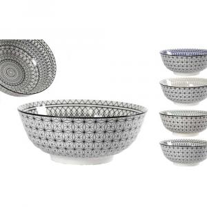 Gicos Ciotola Tonda In Ceramica 23x8.50