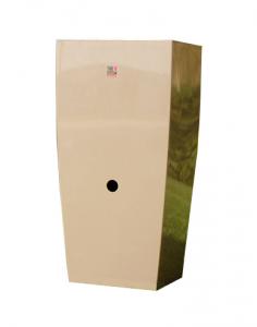 Thay System Vaso Anti Zanzare diametro 25 cm colore marrone