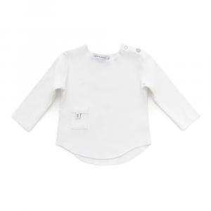 Maglietta 104 manica lunga Bamboom Bianco