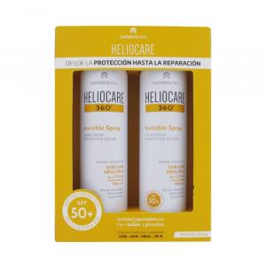 Heliocare Invisible Spray 360 Spf50+ 2x200ml