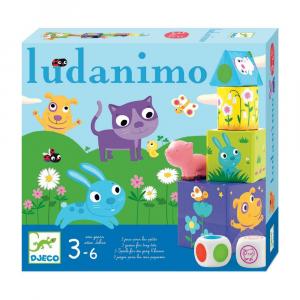 DJECO  GAME - LUDANIMO DJ08420