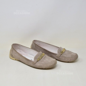 Mocassino Donna Stonefly N. 41 Colore Beige