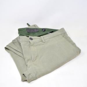 Pantalone Uomo Verde Siviglia N. 34