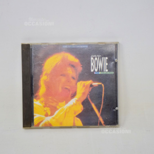 Cd Musicale David Bowie The Collection