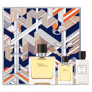 Hermes Terre D'hermes Eau De Parfum Spray 75ml Set 3 Parti 2017