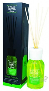 Sweet Home Luxury Profumatore Ambiente Mela & Cannella 250 ml