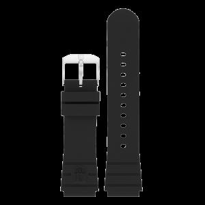 Cinturino in gomma - 22mm