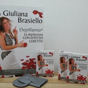 Giuliana Brasiello Guanto con effetto ceretta