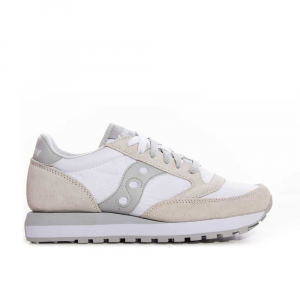 Saucony Jazz Original White Grey Unisex