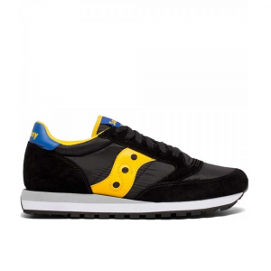 Saucony Jazz Original Black Yellow da Uomo