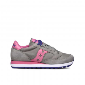 Saucony Jazz Original Pink Grey da Donna