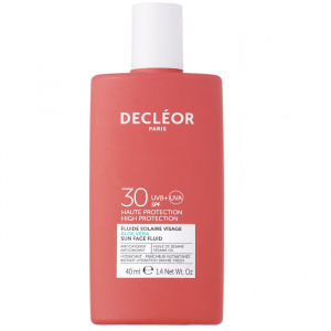 Decleor Aloe Vera Sun Face Fluid SPF30 40ml