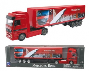 1:43 MERCEDES BENZ ACTROS 1857 3 ASS. 15113A NEW RAY